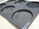 矽膠圓形六吋專業模型