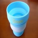 矽膠輕巧摺疊隨身杯