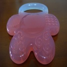 矽膠手掌造型嬰兒咬牙器
