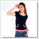 羅紋束口T恤-鉅豐服裝 團體服訂做