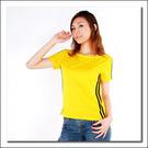 運動風寬領T恤-鉅豐服裝 團體服訂做