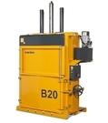 B20 - 人氣型直立壓縮資源打包機