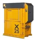 X25 - 穩定型省空間壓縮打包機