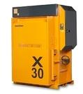 X30 AD - 自動化槽門省空間壓縮打包機