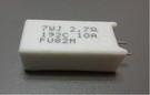 無煙溫度保險絲水泥電阻器