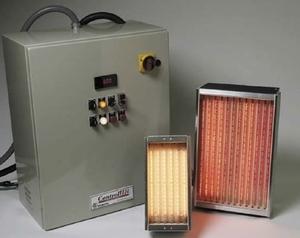 面板式紅外線加熱器