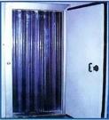 耐寒用PVC門簾