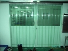 防靜電PVC門簾