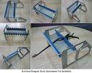 Kerrison Rongeur Rack