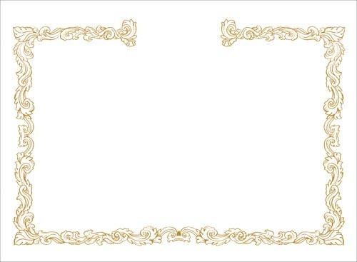 ppt 背景 背景图片 边框 模板 设计 相框 500_367