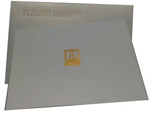 邀請卡+信封