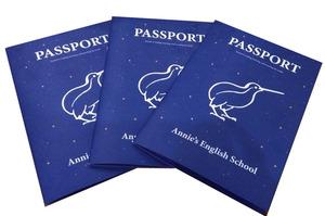 學習護照手冊