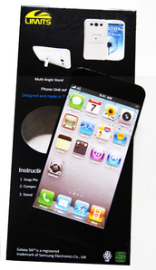 手機泡殼背卡