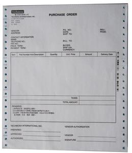3P-連續報表紙(9x11)-訂單