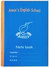 note book-騎馬釘