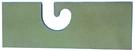 C型-牛皮紙板布吊卡
