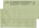 12開-100灰牛皮中式信封