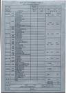 A4-3聯複寫-工程保養單