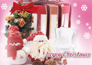 聖誕卡1-180P細紋紙