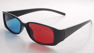 3D紅藍摺疊眼鏡