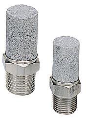 白鐵尖頭消音器