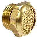 平頭銅粉末消音器