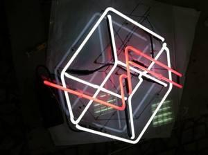 特別又有創意的霓虹燈~好有立體感喔!!