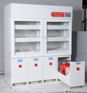 PVC廢液儲存防震多功能藥品櫃