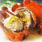 【爆膏醉蟹】~1公斤5隻超值價!