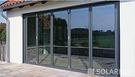 SL80 ─ 超寬型折疊門