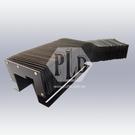 線性滑軌用防塵護套