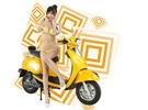 綠寶寶 --吸睛黃 電動機車 / 電動摩托車