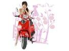 綠寶寶 - 熱力紅 電動機車 / 電動摩托車