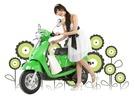 綠寶寶 - 環保綠 電動機車 / 電動摩托車