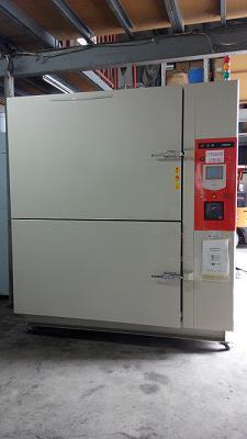 已售: 巨孚冷熱衝擊試驗機(訂製品) GTST-768-30-AW