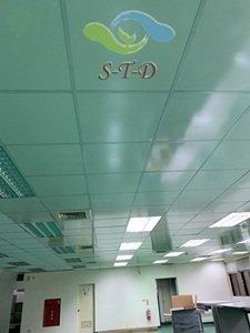 庫板隔間天花板-石膏天花板  貼皮石膏天花板  礦纖天花板  塑膠天花板  矽酸鈣天花板