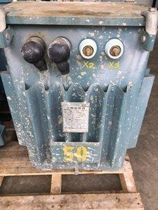 已售: 油浸式三相變壓器⑪