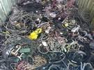 回收 廢青銅、廢紅銅、廢鋁、廢鐵 、廢不銹鋼、廢馬達、廢電池 廢電線,廢光碟,廢料等 稀有五金類..
