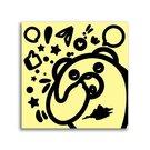 【沙畫】後山熊-03款