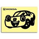 【沙畫】HONDA-汽車04款