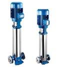 ULTRA SLG/SLXG 立式多段不鏽鋼泵浦