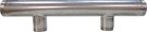 不鏽鋼入口合流管-牙口