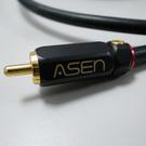 ASEN 重低音鍍銀訊號線(SW-A)-3.5M