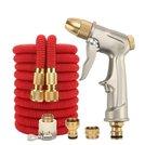 多用途高壓彈力3倍伸縮水管-包括水槍(10公尺彈力管)