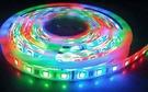 RGB全彩,點控 可整條直接丟水裡防水燈條