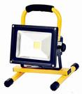LED 50W 高容量電池 充電應急救援投光燈,營地燈
