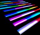 SMD5050雙排戶外防水LED全彩地埋燈道路夜景亮化地埋燈