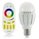 LED 6W RGB遙控球泡燈