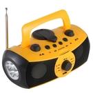 LED 收音機 多功能手電筒
