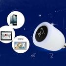 LED可調光球泡藍芽音箱